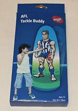 North Melbourne Kangaroos AFL Kids Inflatable Player Tackle Buddy 50cm x 130cm