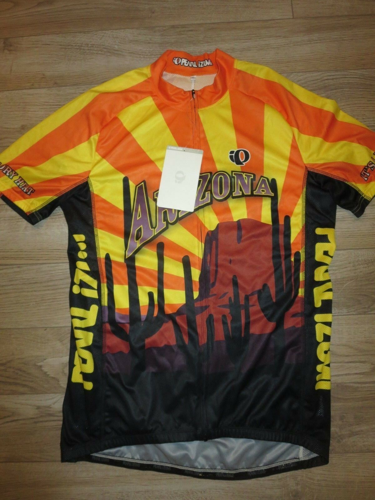 Arizona Cycling Pearl Izumi Jersey XL mens Adult  NEW  we offer various famous brand