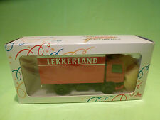 LION CAR   DAF 75    1:50    LEKKERLAND HOLLAND  IN BOX   -   IN GOOD CONDITION