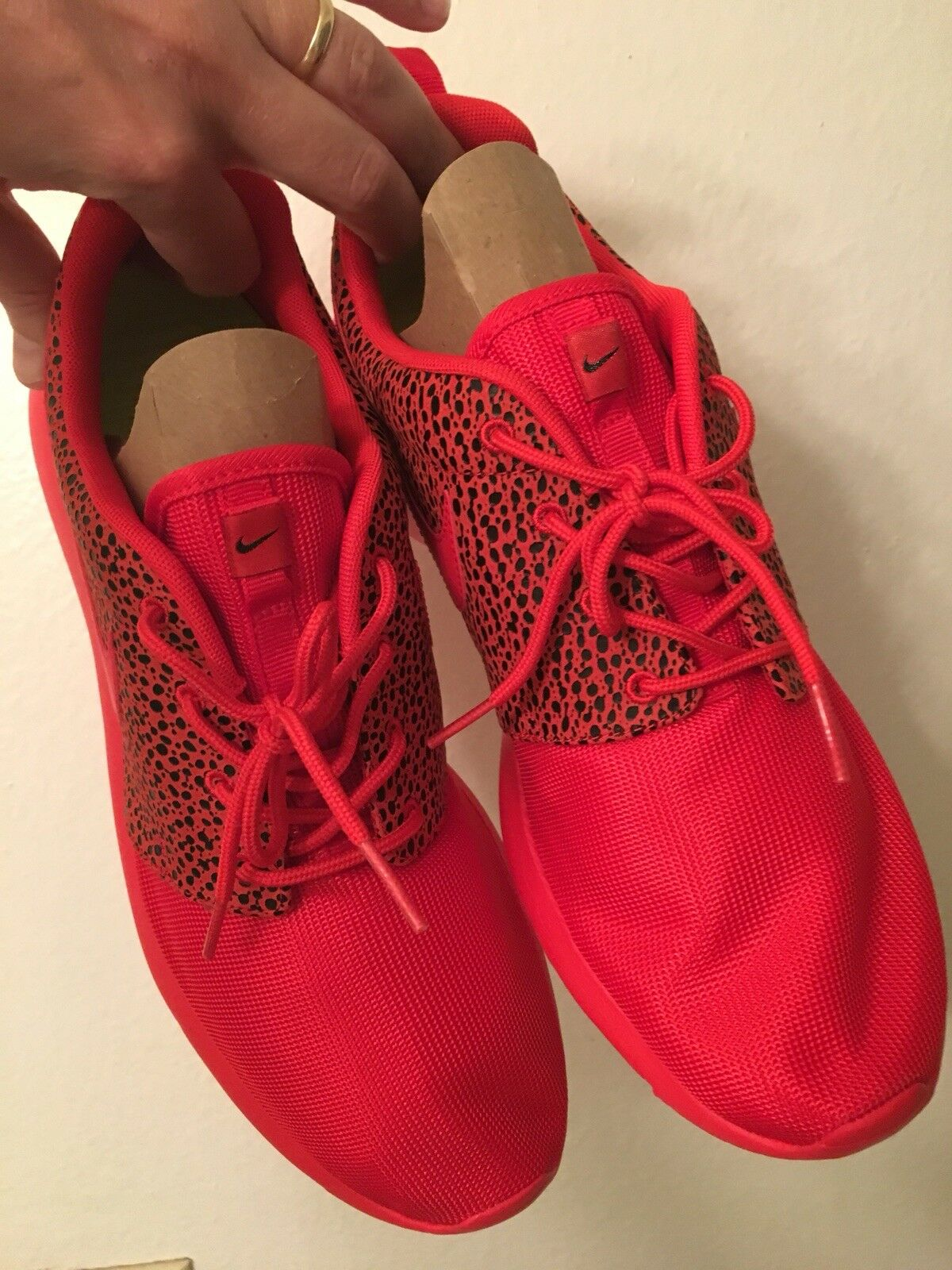 Run Roshe Safari Challenge Yeezy October Red 7d0dbrehj22868
