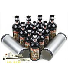 Set of 8pcs Multiplying Bottles Magic Trick Martini Champagne Stage Magic Prop