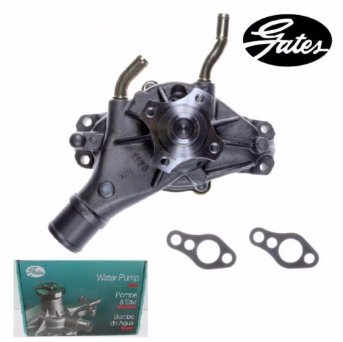GATES Engine Cooling Water Pump for Cadillac Escalade 1999-2000