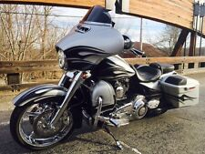 "Harley 7"" Windshield Dark Tint - / Electra Glide / Ultra Classic / 2014 - 2017"