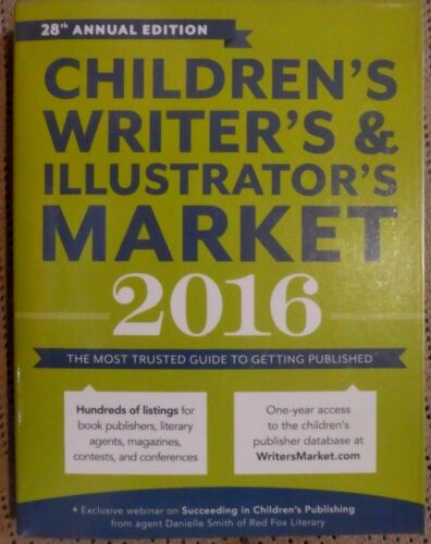 1 of 1 - Children's Writer's & Illustrator's Market: The Guide to Getting Published, kb2