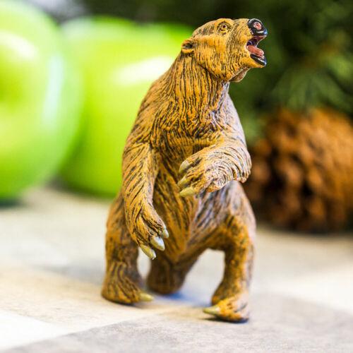 Wild Safari Prehistoric World Giant Sloth Safari Ltd Animal Toy Figure