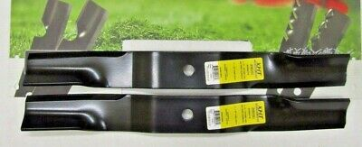 2 USA XHT BLADES FOR KUBOTA K5559-34330 K555934330 42