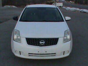 2009 NISSAN SENTRA IMMACULATE CONDITION DRIVES FLAWLESS NO RUST