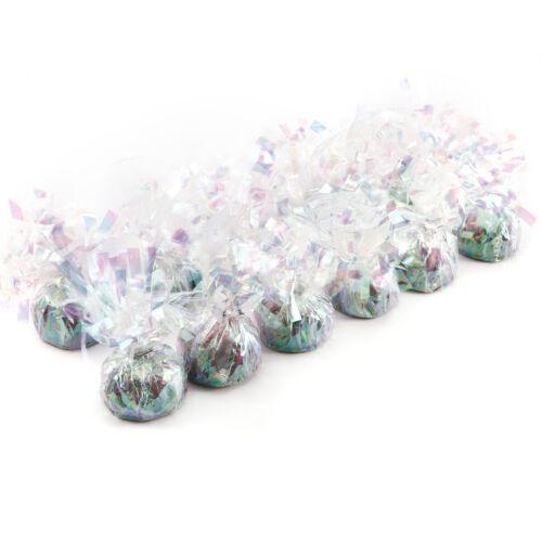 12er Luftballons Ballon Gewichte Ballongewicht Ballonbeschwerer Hochzeit Party