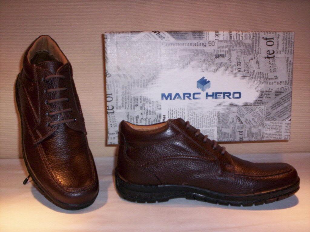 Klassische Schuhe hoch Desert Stiefel Marc Marc Marc Hero Herren Stiefel Leder 40 41 42    | Bekannt für seine hervorragende Qualität  6c1090