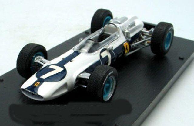 BRUMM R291 FERRARI 158 F1 diecast model car John Surtees Mexico GP 1964 1:43rd