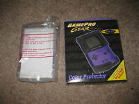 Brand Gamepro Gear Game Boy Color Protector Case Clear Pro