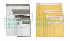 Choose Kraft Or Poly Bubble Mailers All Sizes And Quantities 0000 7