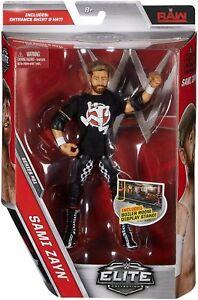 Elite Series 51 Raw Sami Zayn Wrestling Action Figure Official Mattel WWE