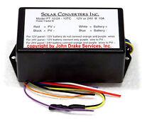 Solar Converters Pt 12/24-10 Tc Mppt Solar Charge Controller 12 24 Volt 10 Amp