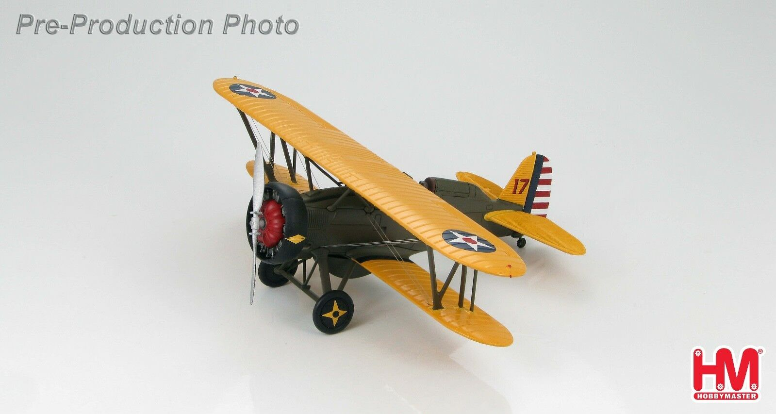 Hobby Master HA7902 1 48 P-12E US Army 16th Pursuit Group, Canal Zone 1934