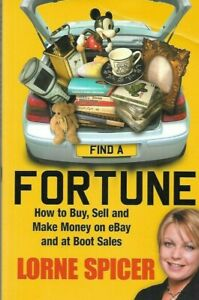 Find-a-Fortune-by-Lorne-Spicer-paperback