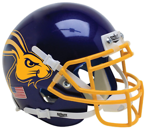 SOUTH-DAKOTA-STATE-JACKRABBITS-NCAA-Schutt-Authentic-MINI-Football-Helmet