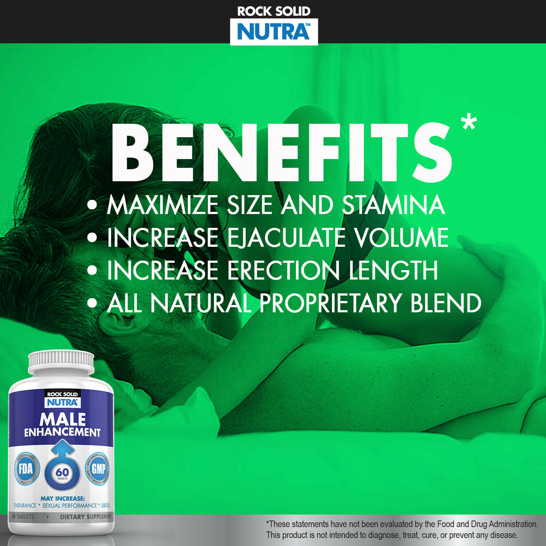 Testosterone Booster for MenMale EnhancementSex PillsErectionStamina 3 PACK eBay
