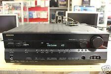 ONKYO TX-SR505E 7.1 AV RECEIVER HDMi  -  defekt bastlerware
