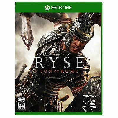 Ryse: Son of Rome  (Microsoft Xbox One, 2013) Brand New Sealed