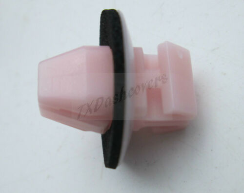 For Lexus ES300 RX300 Pink Moulding Clips Retainers Replaces 75395-33030