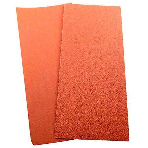 Trockenschleifpapier-20-Blatt-115mmx280mm-Korn-240-fuer-Autolack-Anzeige