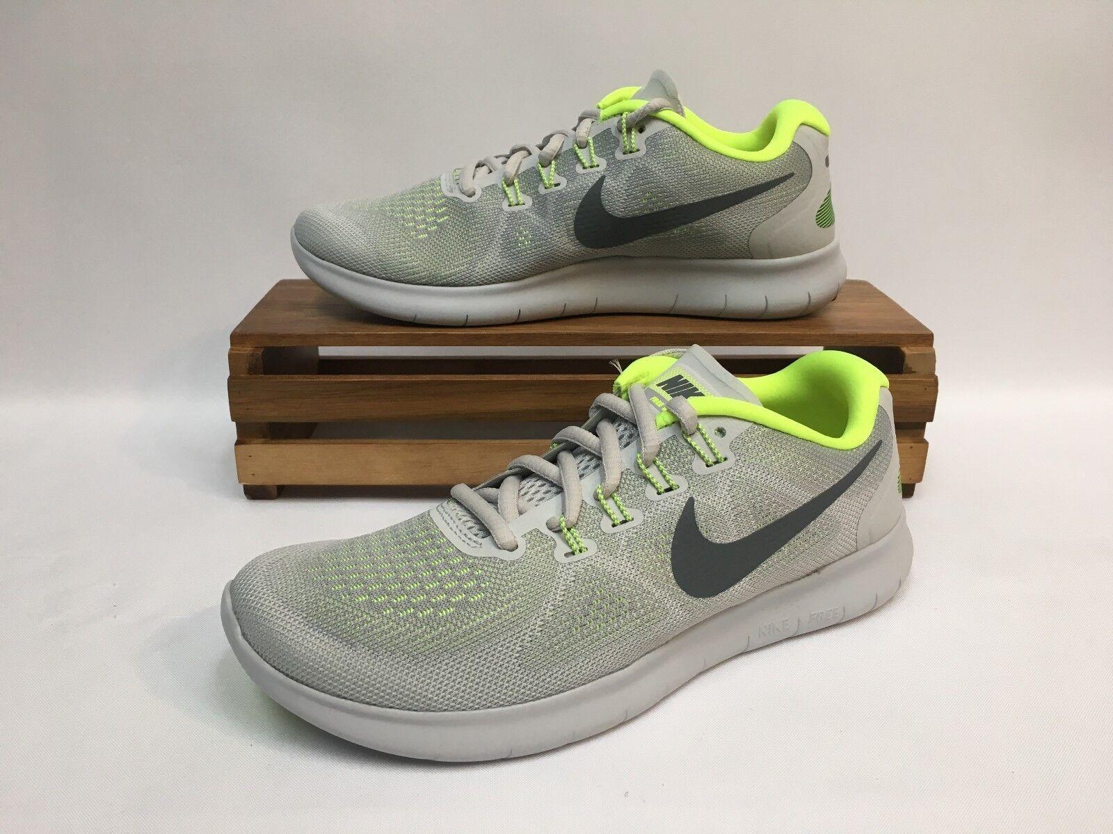 Nike Libera Nel 2017,   Da Da  Corsa Gray Volt 880840-004 Le Dimensioni 8 454bcb