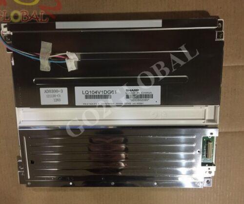 """NEW LQ104V1DG61 for SHARP 10.4/"""" TFT 640*480 LCD PAN 90 days warranty"""
