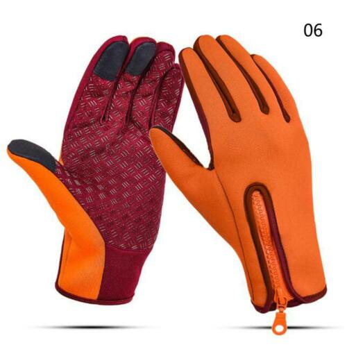 Wind-proof Waterproof Gloves Winter Touch Screen Ski Gloves Cycling Gloves Hot!