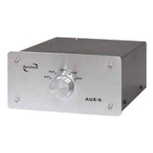 Dynavox-Extension-Input-Splitter-Silver-Model-AUX-S