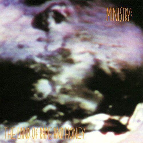 Ministry - The Land of Rare & Honey [New Vinyl] Explicit, 200 Gram, Black, Ltd E