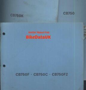 Honda-CB750K-CB750F-DOHC-79-82-Genuine-Factory-Shop-Manual-CB-750-K-KZ-F-CA40
