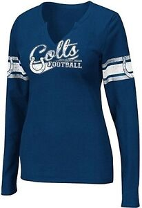 Indianapolis Colts NFL Womens JLS Long