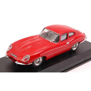 JAGUAR-E-TYPE-COUPE-039-1962-RED-1-43-Best-Model-Auto-Stradali-Die-Cast-Modellino