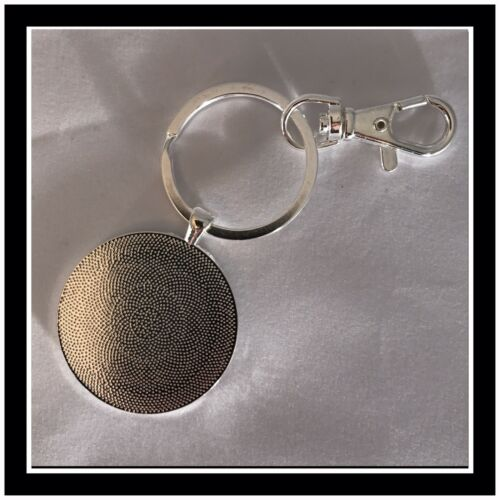 Mopar Photo Tachometer Photo Keychain Dodge Chrysler Plymouth
