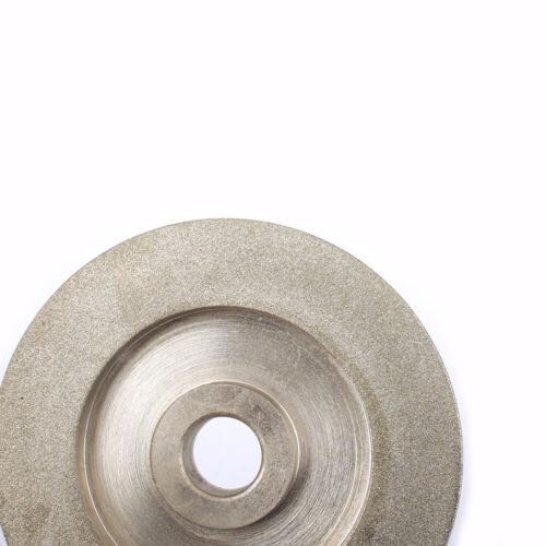 "3/""Electroplated Diamond Grinding Wheel For jewelry Stone Polishing Abrasive Tool"