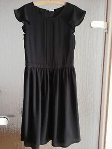 Damen Kleid schwarz, Knielang, wie neu, 34 (S) - Darmstadt, Deutschland - Damen Kleid schwarz, Knielang, wie neu, 34 (S) - Darmstadt, Deutschland