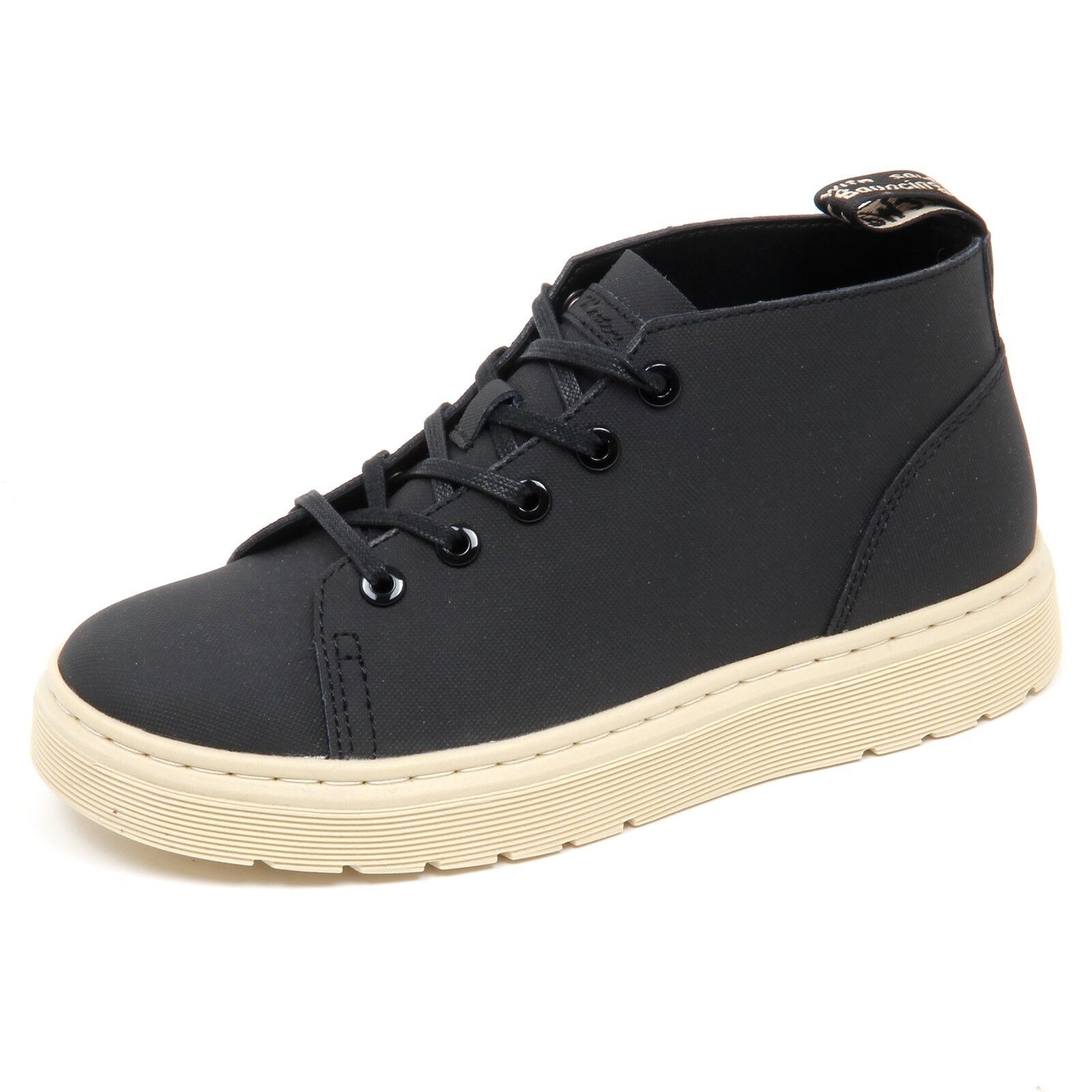 D6664  (SAMPLE NOT SALE WITHOUT BOX) ecopelle  D6664 sneaker donna DR. MARTENSshoe ee968c