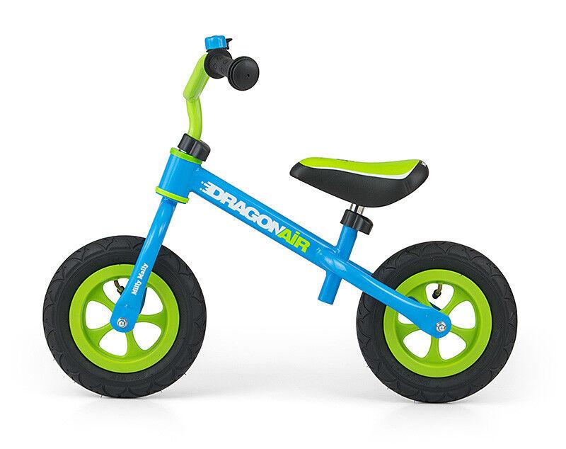 Laufrad Kinderlaufrad Blau 10  Lernrad Fahrrad Kinderrad Lernlaufrad Kinder 2+