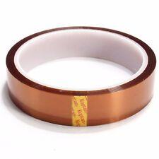 20mm x 100ft Kapton Higher Temperature Heat Resistant Polyimide Tape BGA PCB