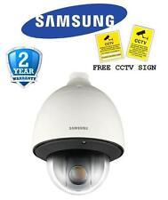 BR Samsung SNP-5300H 1.3MP Outdoor Dome Camera IP PTZ POE 30X Optical Zoom CCTV