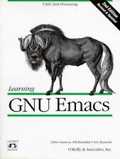 Learning GNU Emacs, 2nd Edition