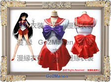 A9 Sailor Moon Cosplay Costume Heino Rei Sailor mars Sailormoon