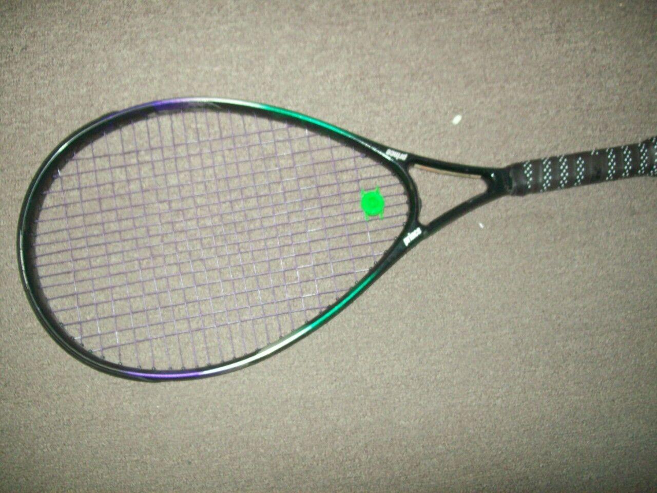 Prince Synergy Extensor De Gran Tamaño 1 8 Raqueta De Tenis