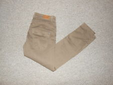 20 185/4 ONLY Damen Marken Jeans Hose Jeanshose Gr. 36 schlamm Denim TREND