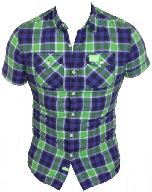 Superdry Mens Casual Shirt  Size M