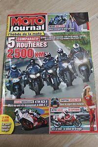 Moto Journal N 1932 Bmw K 1300 Gt Kawasaki Gtr 1400 Z 1000 Suzuki