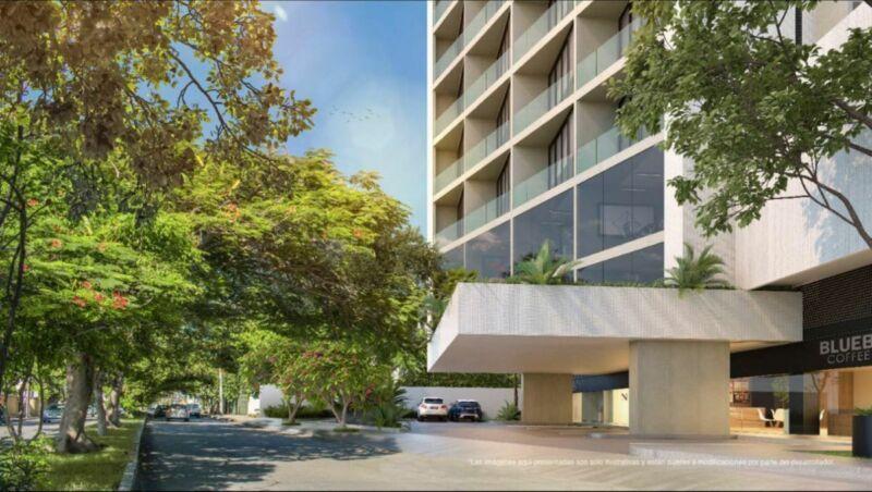 Venta  de departamentos Nia Towers, Villas la Hacienda.