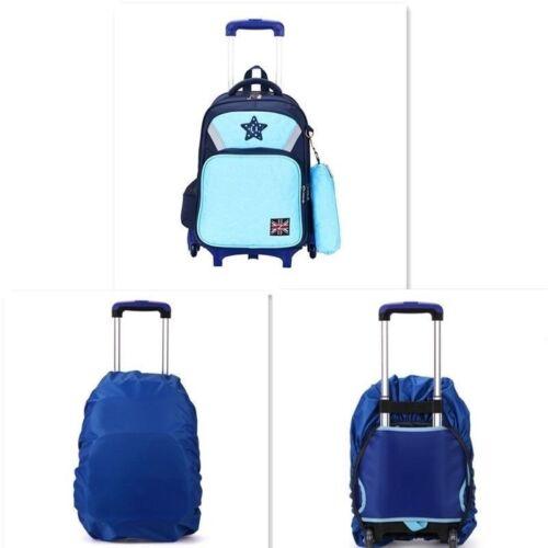 Waterproof Trolley Bag Cover 35 L School Backpack Camping Bags Outdoor Rucksack