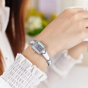 Women-039-s-Fashion-Bling-Crystal-Stainless-Steel-Analog-Quartz-Wrist-Watch-Ladies
